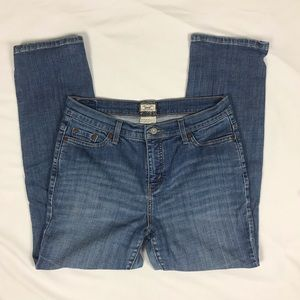 Levi's Perfectly Slimming 512 Jeans Size 14P